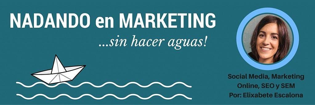 Portada Nadando en Marketing
